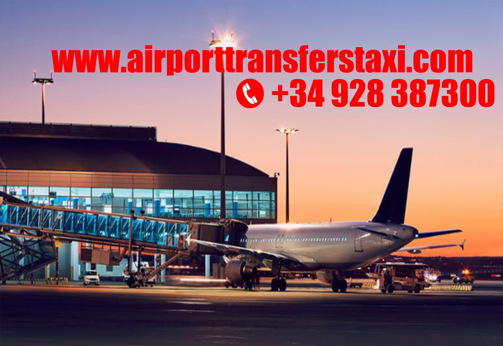 Airport Transfers Taxis Canary Islands