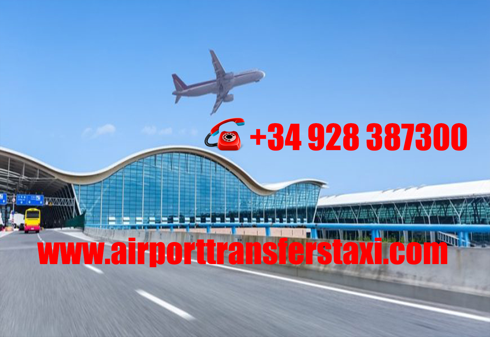 Low Cost Shuttle Canary Islands